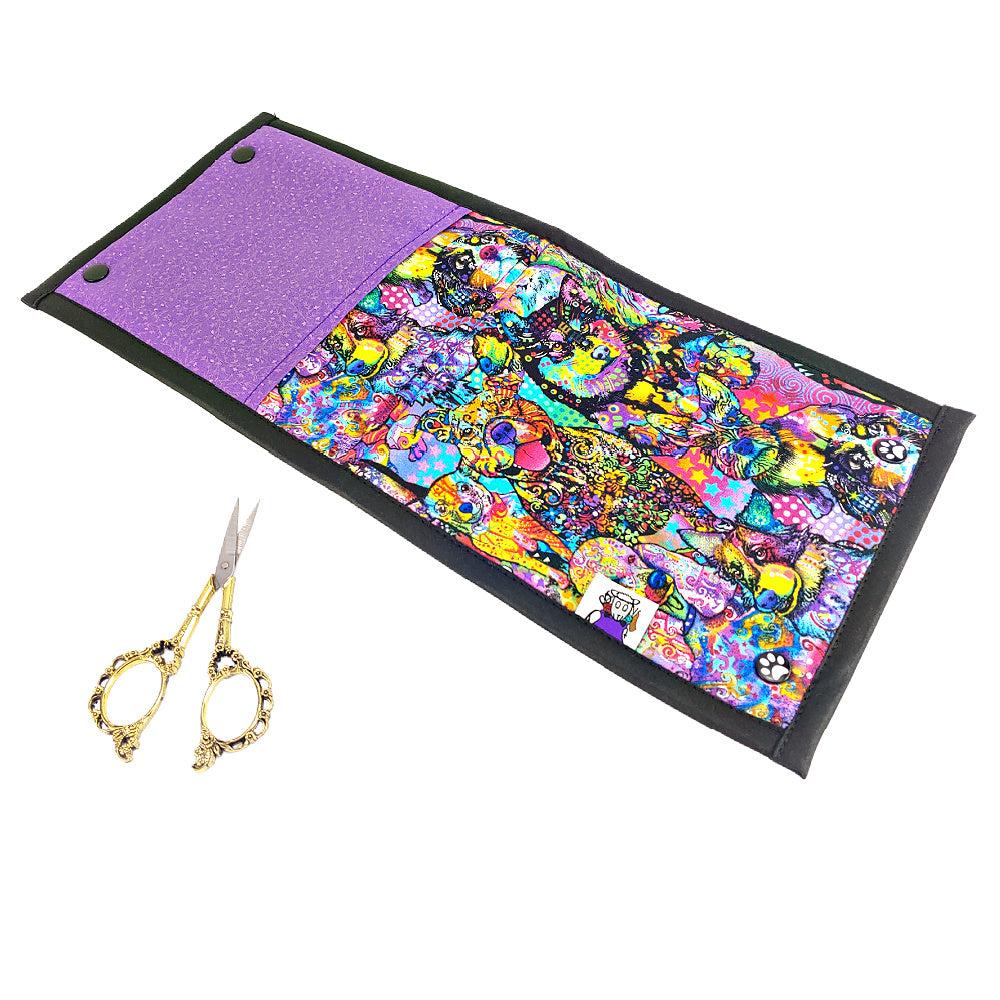 Pawfect Art (a) </br> Needle & Hook Organizer