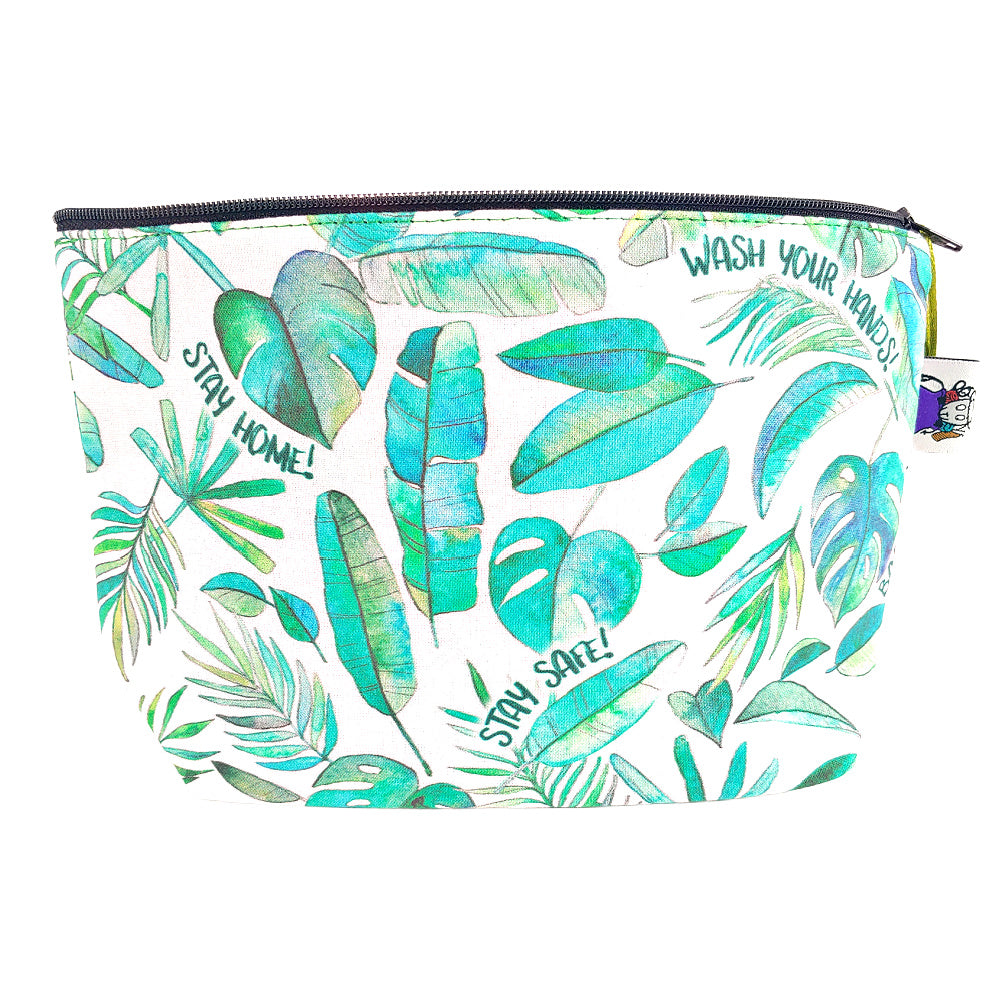 It's a Jungle Out There </br> Zipper Notion Pouch