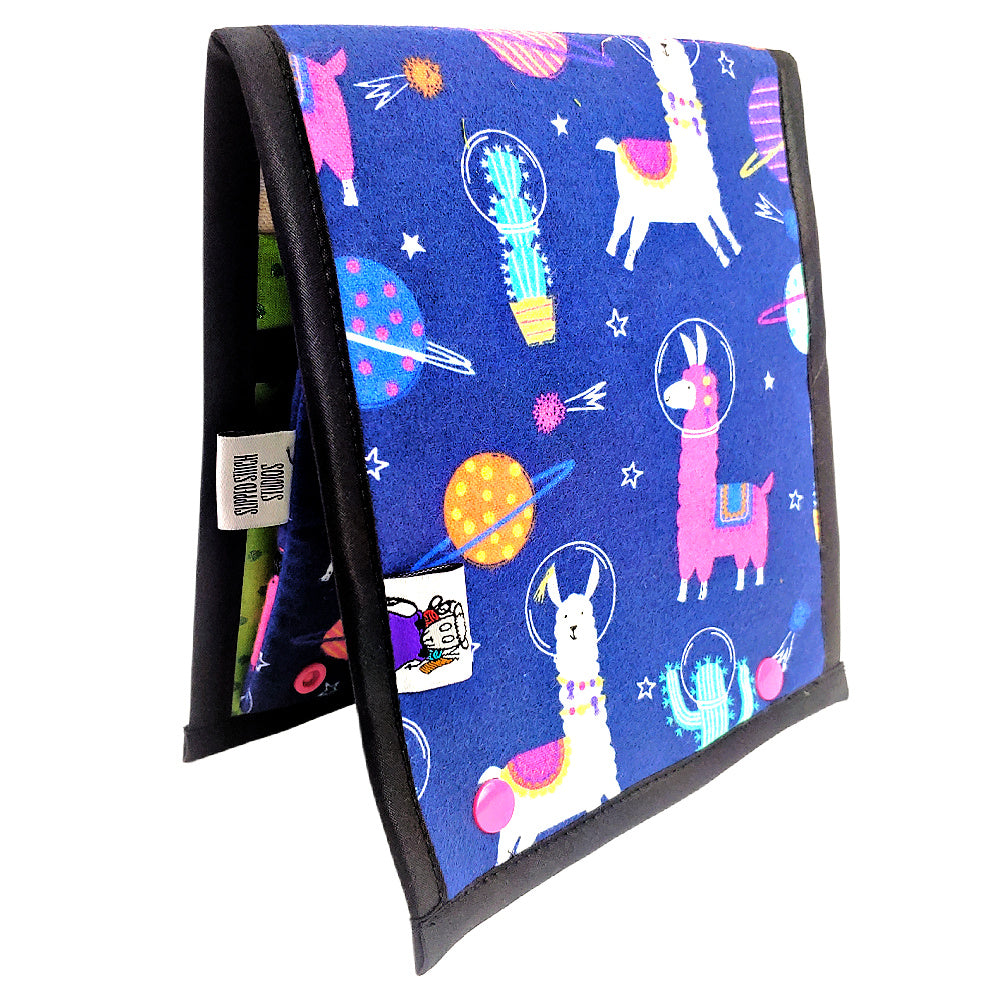 Alpaca My Space Suit (Flannel) </br> Needle & Hook Organizer