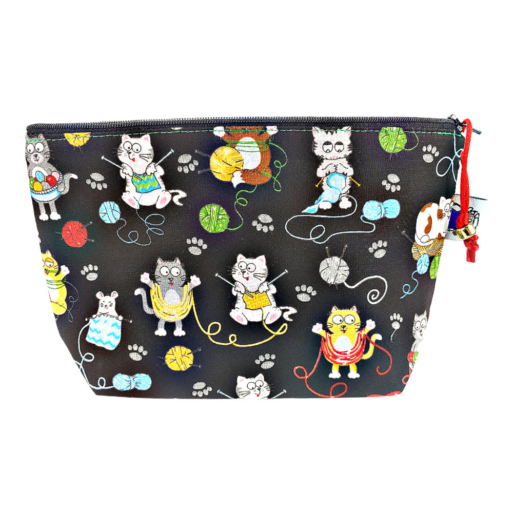 Colorful Kitties </br> Zipper Notion Pouch