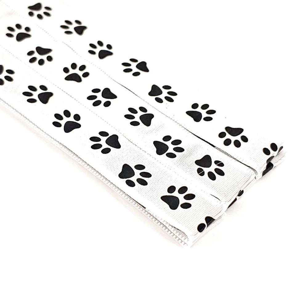 Paws - White (satin) </br> Pattern Marker </br> Pack of 3 Magnets