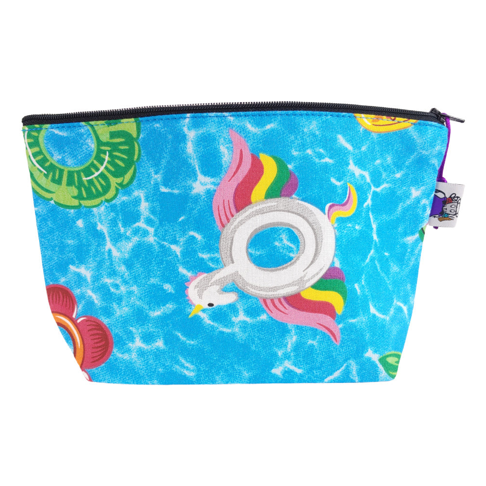 Puerto Backyarda </br> Zipper Notion Pouch