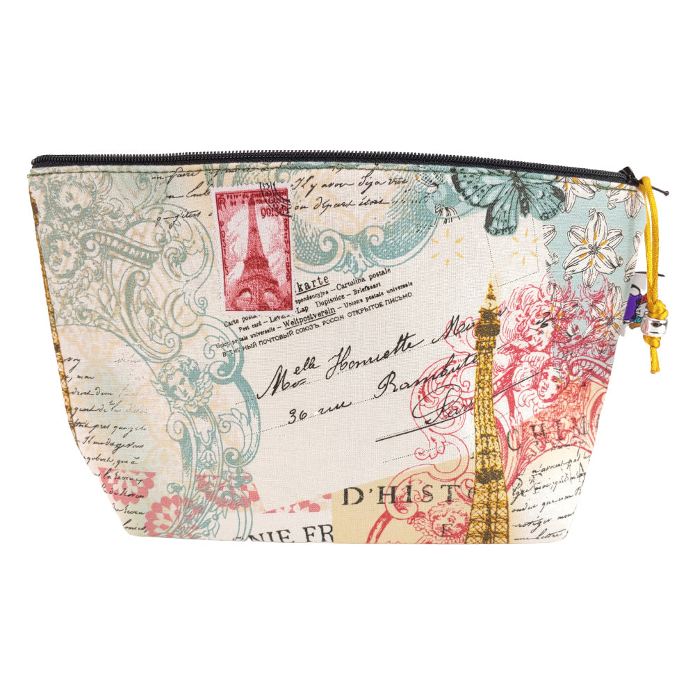 The Perfume Isles </br> Zipper Notion Pouch