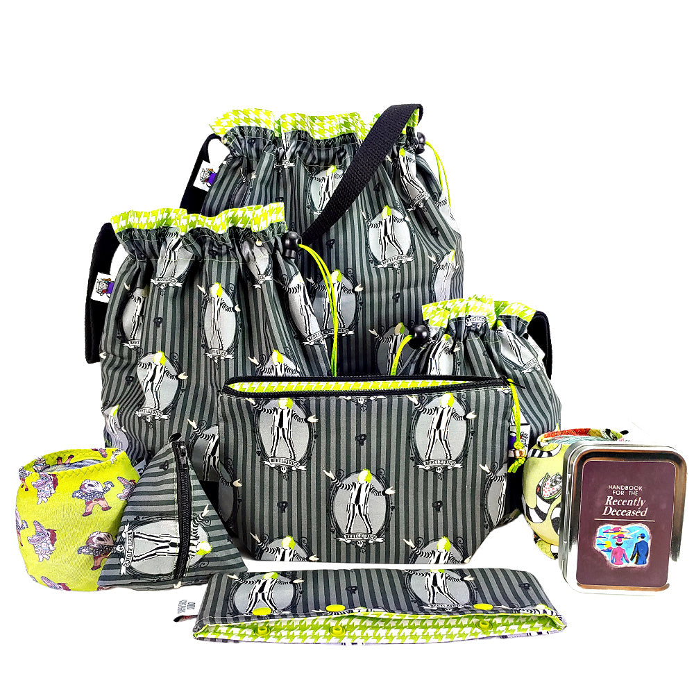 Beetlejuice </br> Medium Project Bag