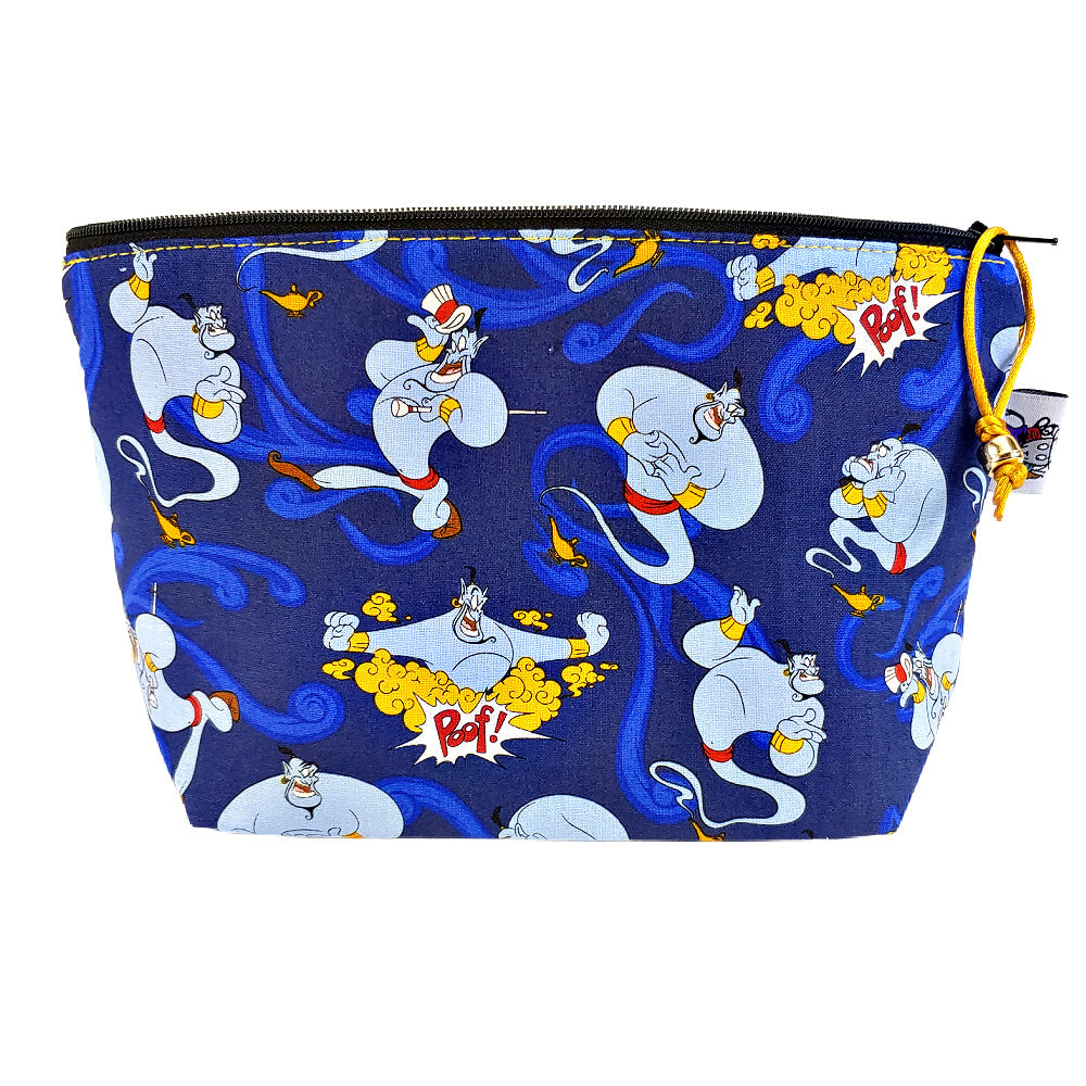Genie </br> Zipper Notion Pouch