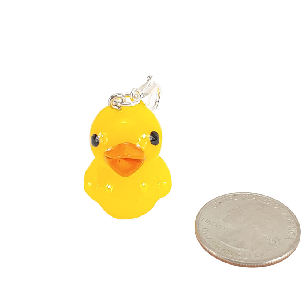 Rubber Ducky </br> Stitch Marker (Single)