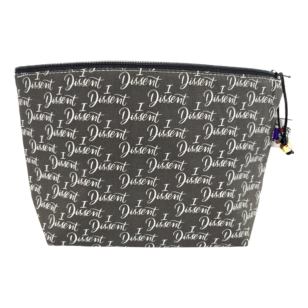 I Dissent </br> Zipper Notion Pouch