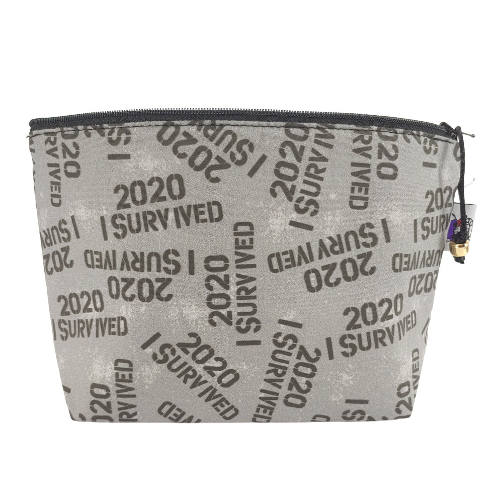 I Survived 2020 </br> Zipper Notion Pouch