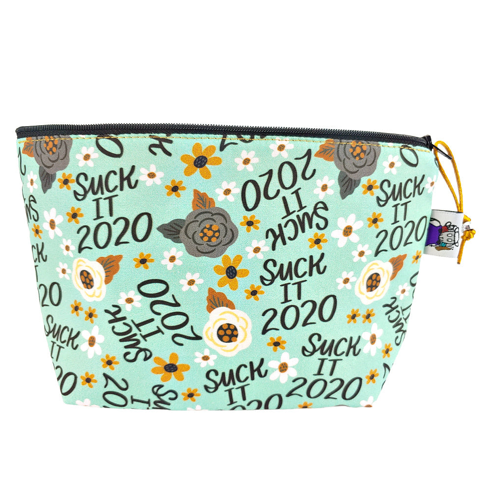 Suck It 2020 </br> Zipper Notion Pouch
