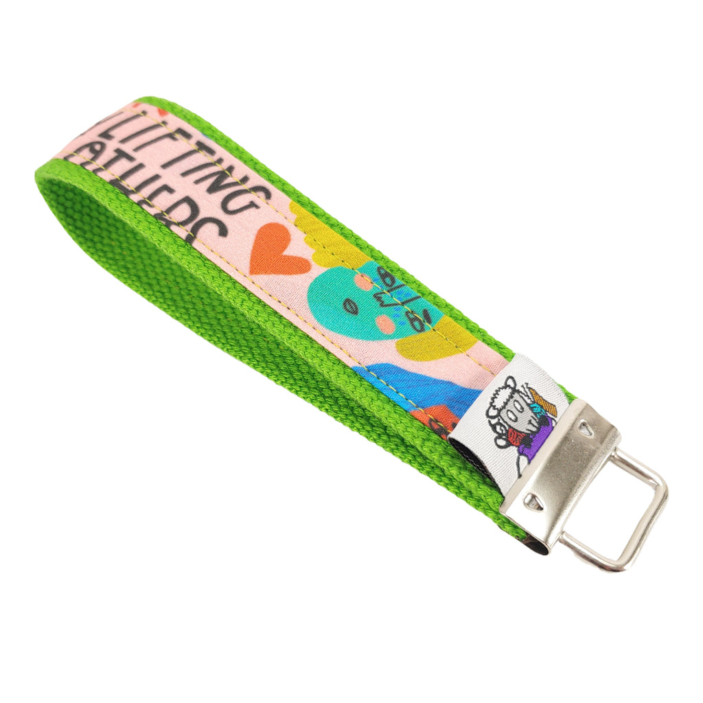 We Rise By Lifting Others </br> Travel Lanyard