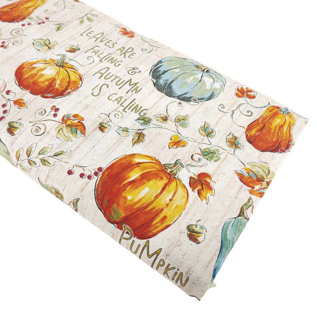Autumn Feeling </br> Designer Fabric - By the Yard