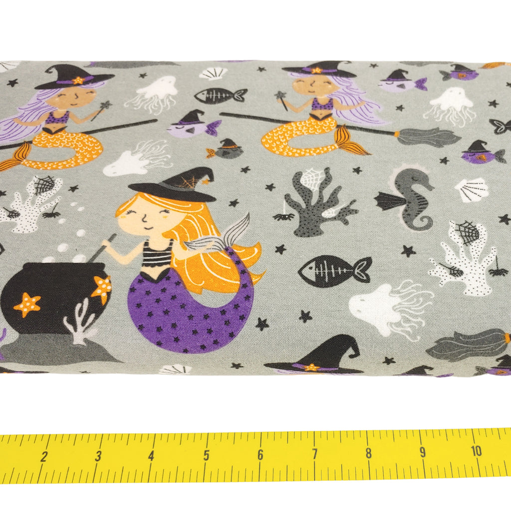 Mer-Witches (Flannel) </br> Designer Fabric - By the Yard