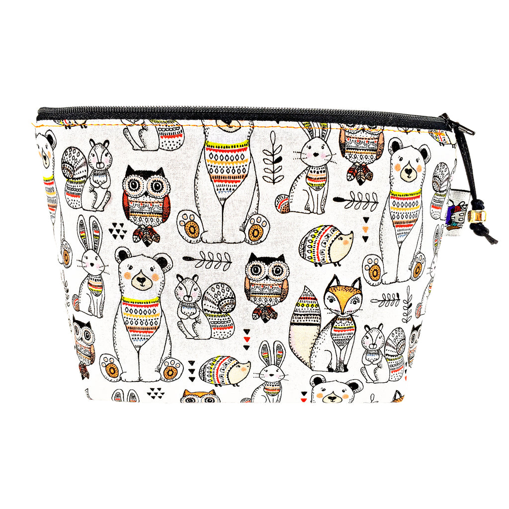 Folklore Forest Pals </br> Zipper Notion Pouch
