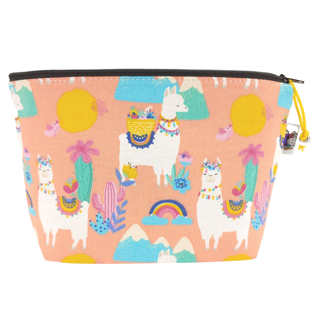 Hilltop Llamas </br> Zipper Notion Pouch