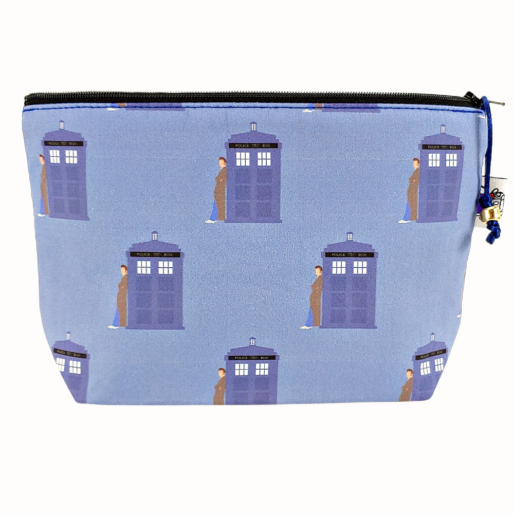 Doctor #10 </br> Zipper Notion Pouch