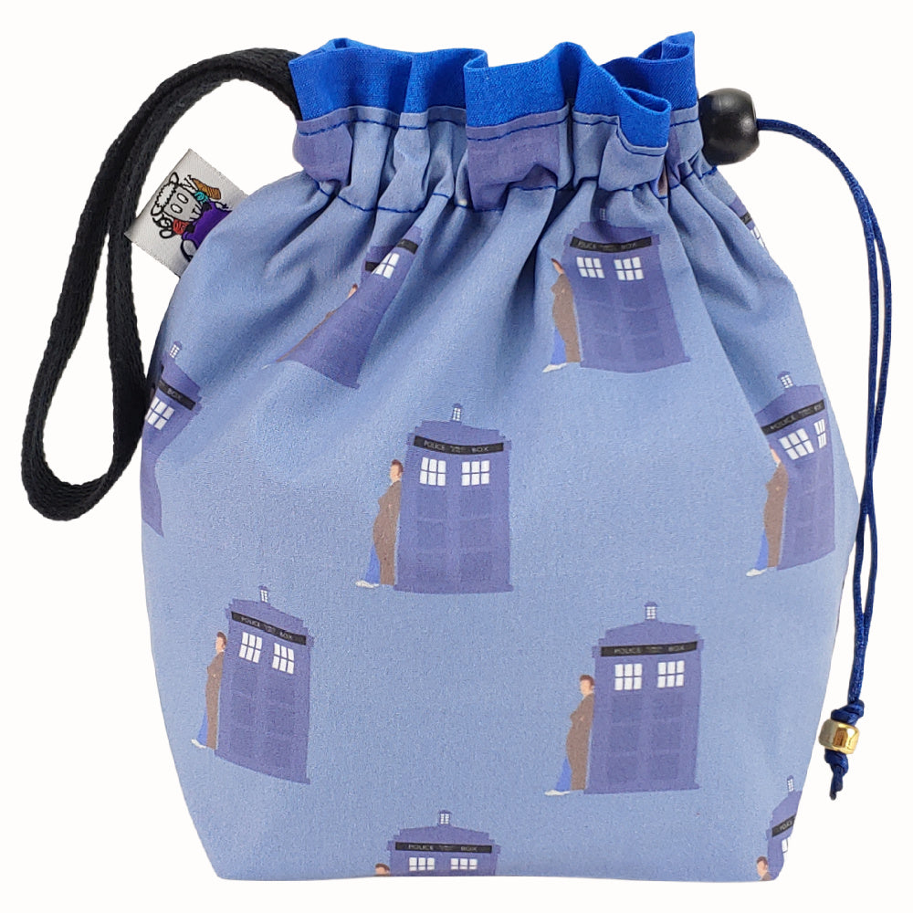 Doctor #10 </br> Small Project Bag