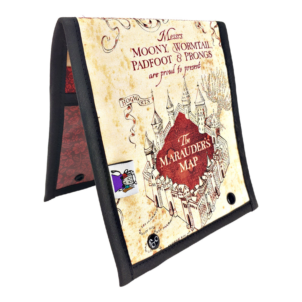 Marauder's Map </br> Needle & Hook Organizer