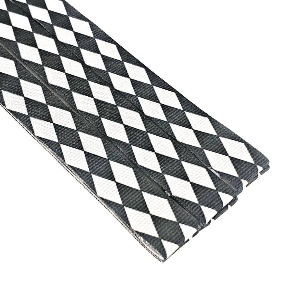 Black & White Diamond </br> Pattern Marker </br> Pack of 3 Magnets