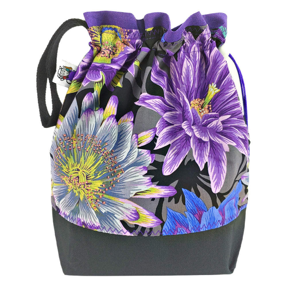 Cactus Flower </br> Medium Project Bag
