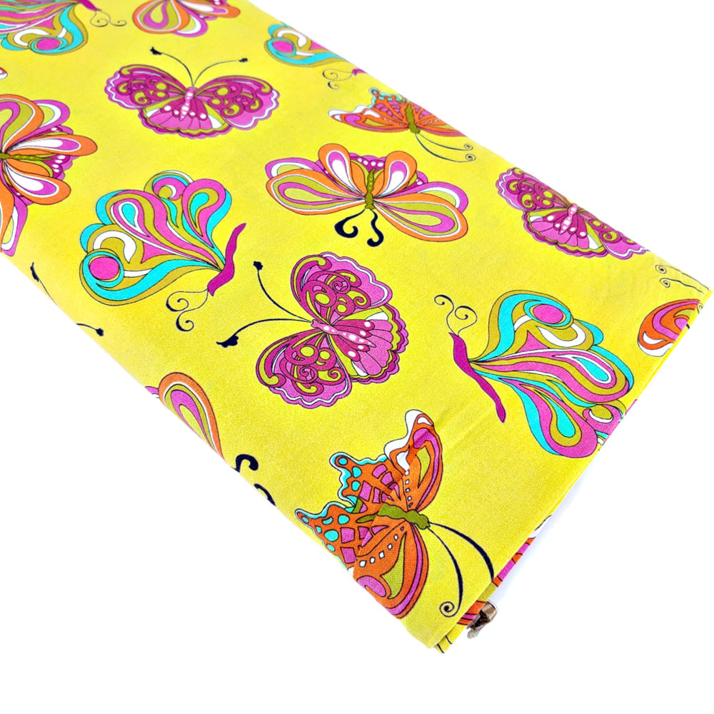 Butterflies </br> Designer Fabric - By the Yard