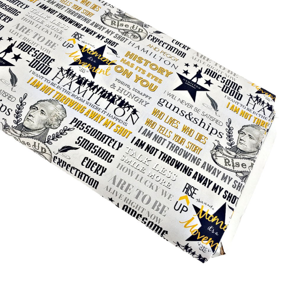 "Hamilton (60"" wide) </br> Designer Fabric - By the Yard"