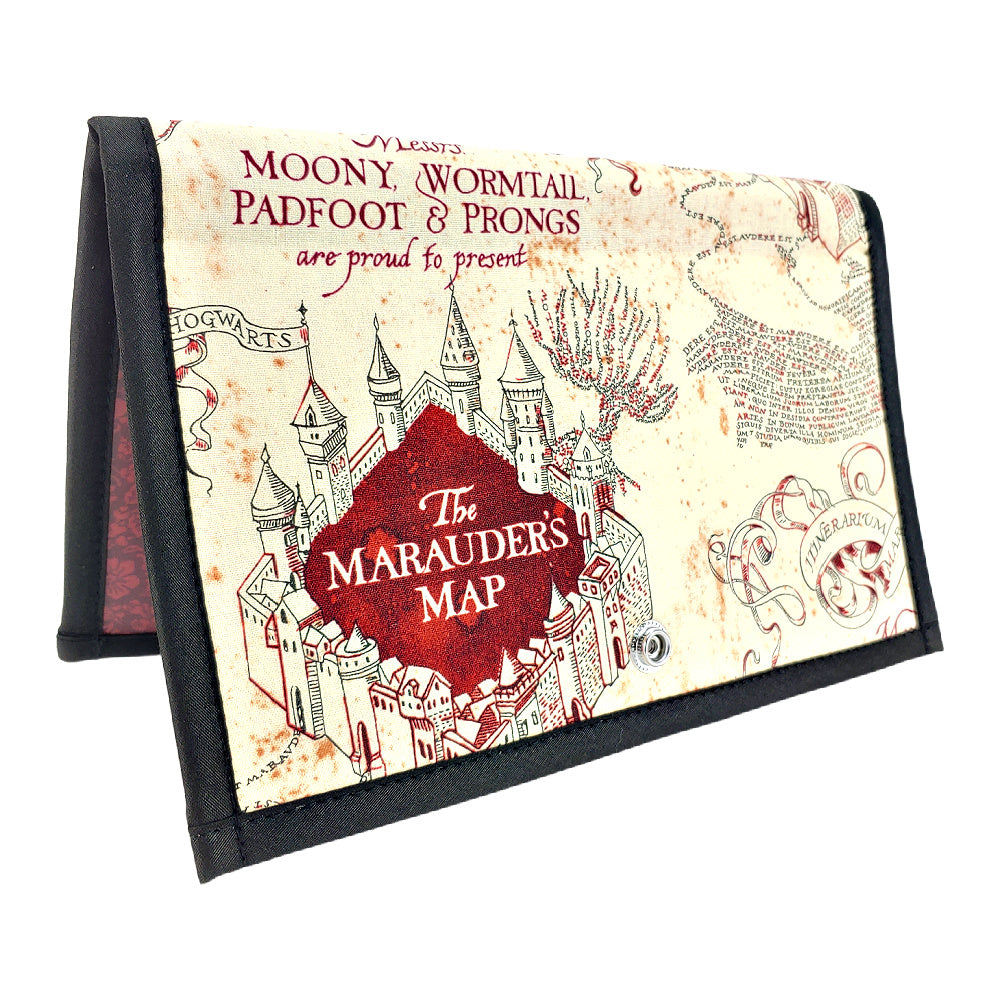 Marauder's Map </br> Pattern Holder & Stand </br> Knit & Crochet Pattern Organizer