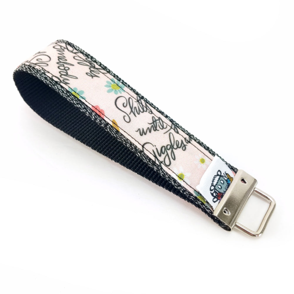 It's All S*s and Giggles Until Someone Giggles and S*s </br> Travel Lanyard