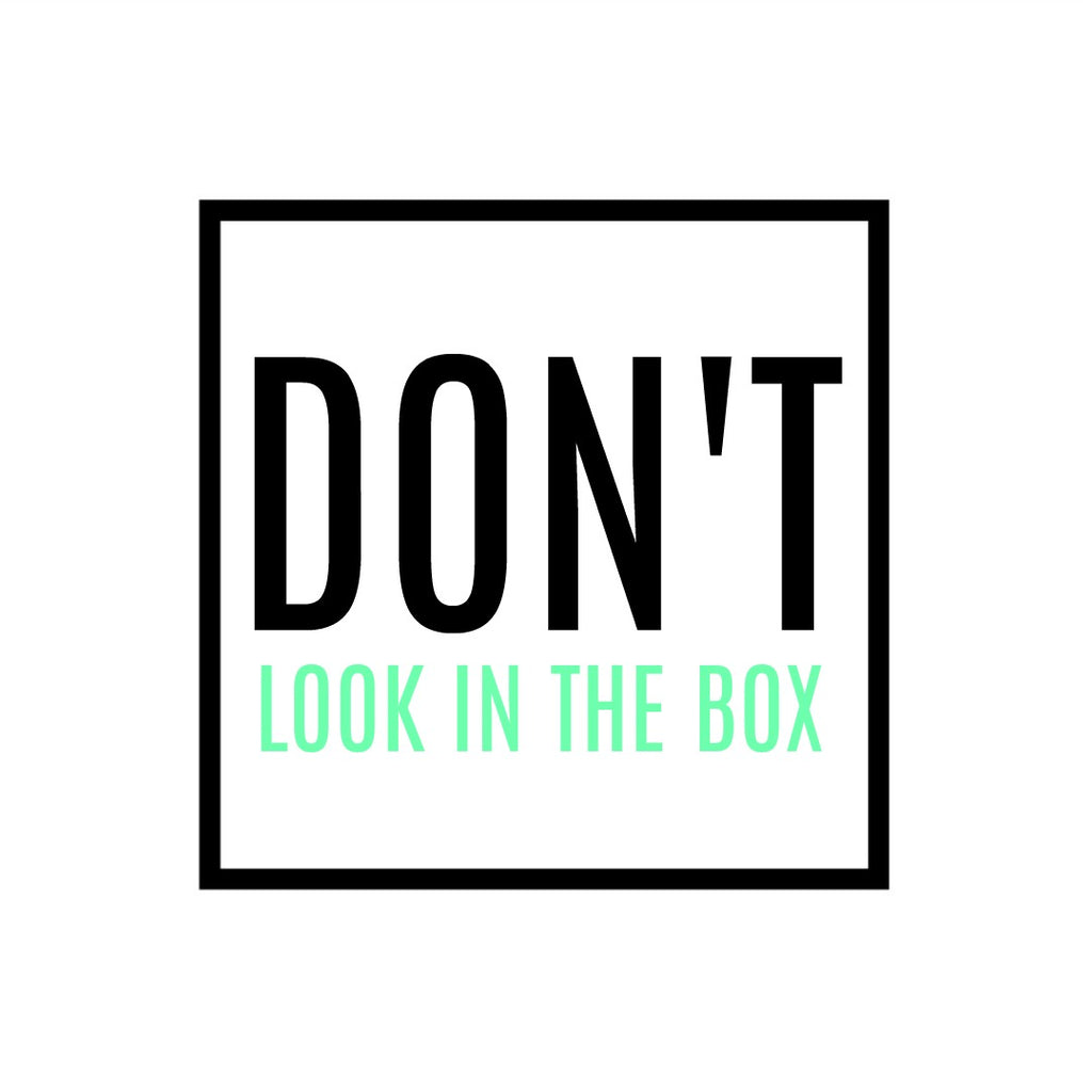 Don't Look in the BOX! (NSFW) </br> Rigid Digit </br> Enamel Pin:Pins,Slipped Stitch Studios:Slipped Stitch Studios