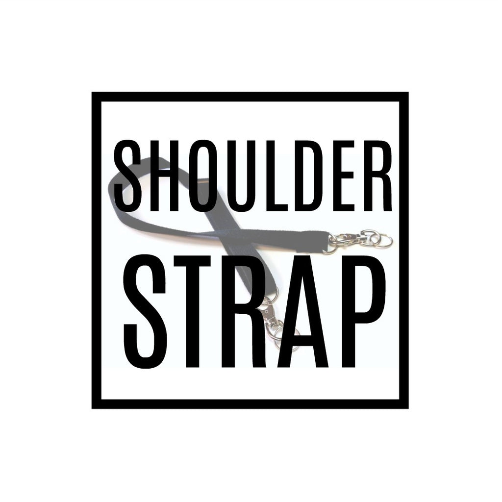 Shoulder Strap:Accessories,Slipped Stitch Studios:Slipped Stitch Studios