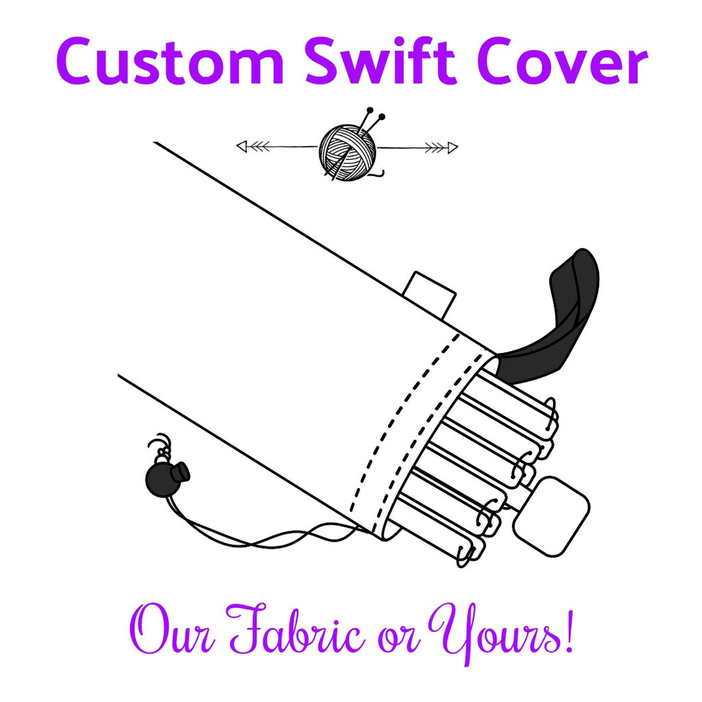 Maybe Swearing Will Help </br> Swift Cover </br> Pre Order:Swift Cover,Slipped Stitch Studios:Slipped Stitch Studios