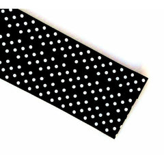 Magnetic Pattern & Chart Keeper - Polka Dots (Black)