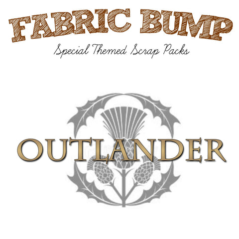 Exclusive Fabric Stash Bump - Outlander Themed