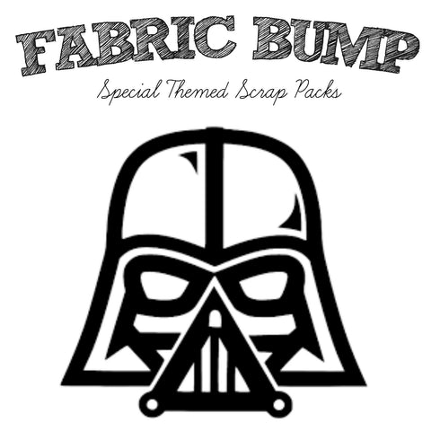 Exclusive Fabric Stash Bump - Star Wars Themed