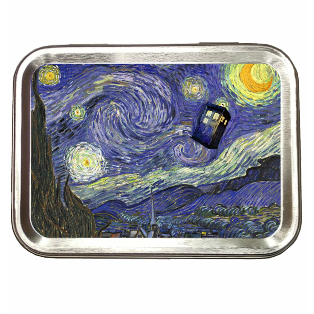 Starry Night </br> Crafter's Tool box </br> Pre Order:Tool Box,Slipped Stitch Studios:Slipped Stitch Studios