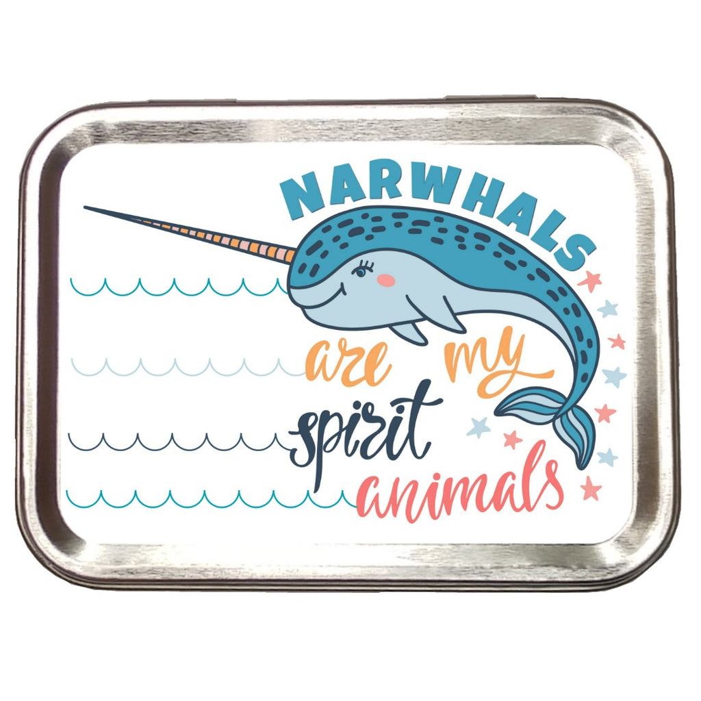 Narwhal </br> Crafter's Tool Kit:Tool Box,Slipped Stitch Studios:Slipped Stitch Studios
