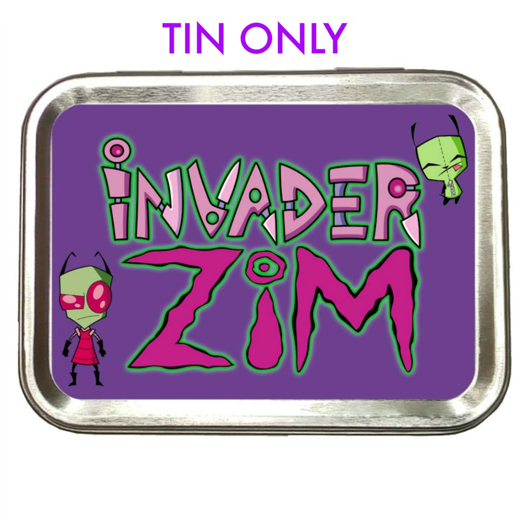 Invader Zim </br> Crafter's Tool box (Empty):Tool Box,Slipped Stitch Studios:Slipped Stitch Studios