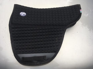 Brockamp Saddle Pad  ~ Shaped/English