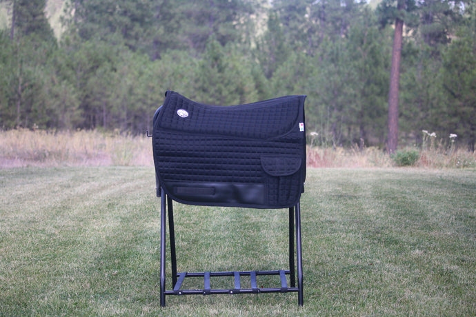 Brockamp Saddle Pad  ~ Western