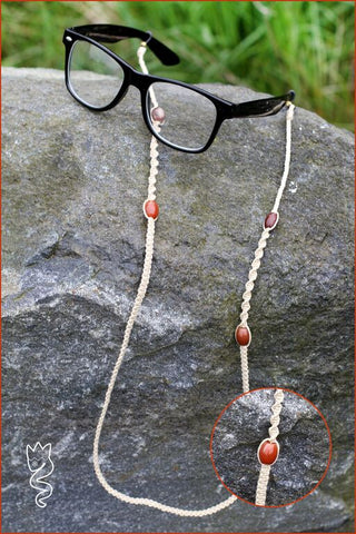 eyeglass holder chain