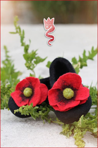 Mini Red Poppy Seeds