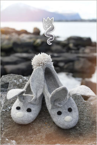Mini Grey Rabbits