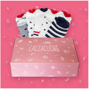 CALZACUORE (5 PAIRS) THE SOCK WITH THE HEART