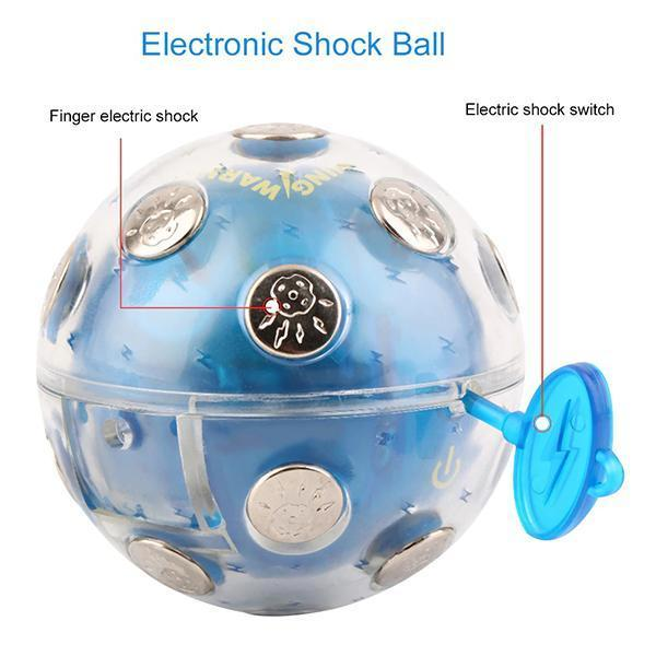 Toller Shock Ball