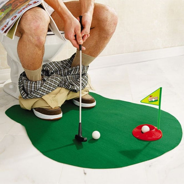 "Lustige ""Potty"" Putter"