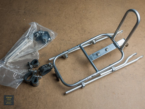 Nitto Mark's Rack with Stock Hardware