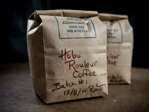 Hobo Rouleur Coffee