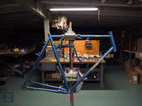 Rambler Frameset In Stock