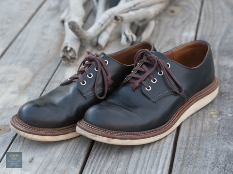Red Wing Derby 8002 Sz 11 D