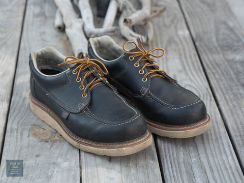 Thorogood Moc Toe Derby 11 EE