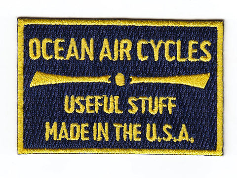 Embroidered Patch No.1